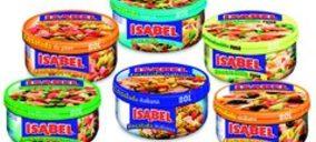 Isabel renueva su línea de ensaladas