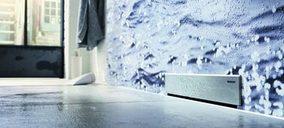 Geberit presenta un nuevo sifón ducha de pared