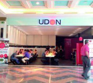Udon aumentará este año su portfolio con una decena de aperturas