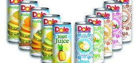Frutapac entra en zumos con Dole