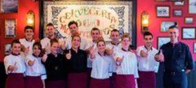 Cervecería 100 Montaditos suma su tercer local en Cantabria