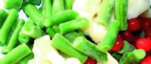 Informe 2014 sobre el sector de Vegetales Congelados