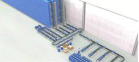 Dematic implanta un sistema de almacenaje para Servicio Móvil