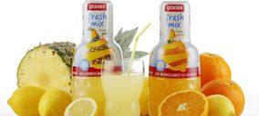 Granini Fresh Mix se renueva para el verano