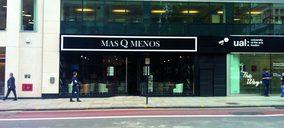 Más Q Menos se estrena en Londres