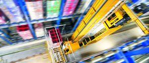 Informe 2014 del sector de estanterías y sistemas de almacenaje