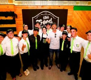 Restalia inaugura su primer TGB - The Good Burger en Valencia