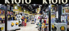 'Kyoto' incrementa su red con 10 nuevos locales