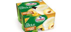 Clesa se coloca entre los cinco primeros fabricantes de yogures en apenas dos años