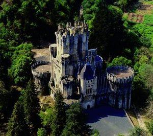 Sale a subasta el Castillo de Butrón