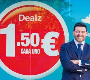 """""""En España caben 400 tiendas Dealz"""""""