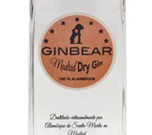 GinBear, la ginebra 100% madrileña