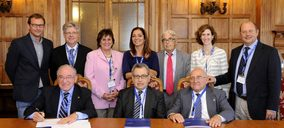 Ordesa y Asociación Española de Pediatría firman un acuerdo de colaboración