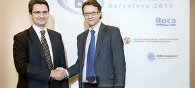 Roca patrocina el primer European BIM Summit que se celebrará en España