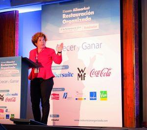 """Rosa Madrid, consejera-directora general de estrategia y desarrollo de Grupo Restalia: """"La innovación es la clave del éxito"""
