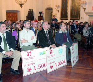 La II edición de los Premios Solidarios Cenor otorga 10.500€ a 3 proyectos solidarios
