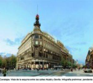 Grupo Villar Mir firma la financiación para el Proyecto Canalejas
