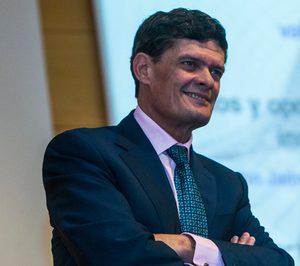 Jaime Echegoyen, nuevo presidente de la Sareb