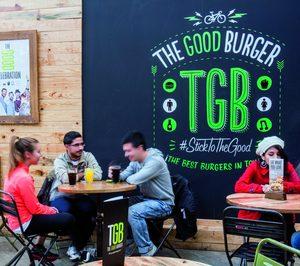 TGB - The Good Burger inaugura su primer local en Pamplona