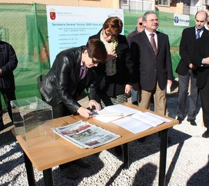 Murcia inicia la construcción de un nuevo centro de salud