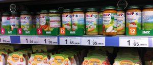 Informe 2015 del sector de alimentación infantil