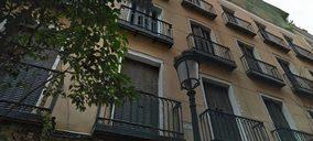 Empiezan las obras de un proyecto hotelero en el centro de Madrid