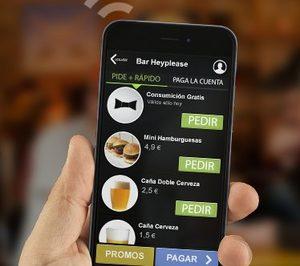 Hey Please, elegida app oficial de restauración en el MWC de Barcelona