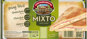 Casa Tarradellas renueva su sandwich mixto