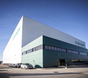 Viastore moderniza el centro logístico de B. Braun