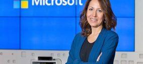 Microsoft Ibérica nombra a Ana Alonso directora de Grandes Empresas