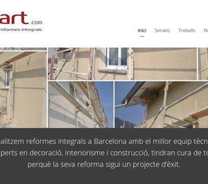 Una empresa graba la reforma de viviendas como garantía de calidad