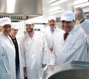 Serunión inaugura nueva cocina en Madrid