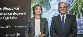Carrefour trabajó con 9.400 empresas españolas durante el pasado año