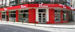 Informe y Organigrama de Distribución de Electrodomésticos por sala de venta en España 2015