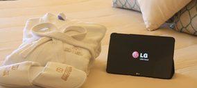 LG y My Hoteling lanza un servicio de conserjería virtual para hoteles