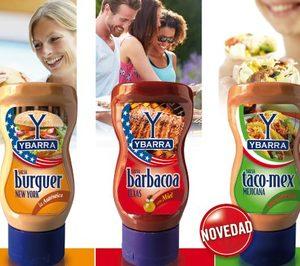 Ybarra amplía la gama de salsas del mundo