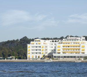 Hotusa incorpora a su marca Eurostars los hoteles de Banco Popular en La Toja