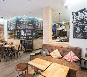 SteakBurger inaugura su primer local fuera de Madrid, bajo la nueva enseña The Box