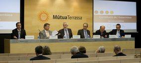 El grupo Mútua Terrassa aumenta un 5,3% sus ingresos totales