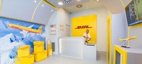 DHL Express alcanza los 1.000 puntos de venta en España