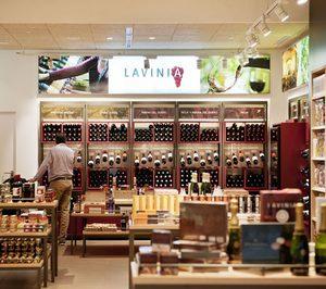 Lavinia aumenta un 6% su negocio en España