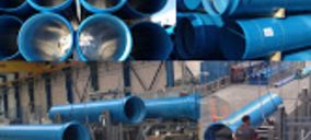Molecor lanza tubería de PVC orientado de 800 MM de diámetro