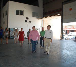 La empresa TXT traslada su delegación de Alicante