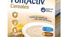 Ordesa amplía la gama FontActiv con cereales
