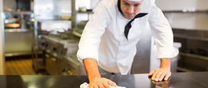 Informe 2015 del sector de limpieza industrial