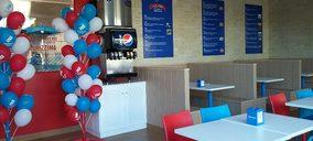 Domino's Pizza inaugura en Rivas Vaciamadrid su local número 150