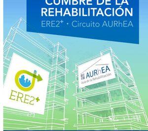 AURhEA y ERE2+ se unen en La Cumbre de la Rehabilitación