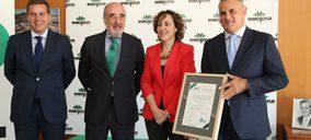 Rafael Hinojosa recibe el primer Certificado IPS de la Comunidad Valenciana