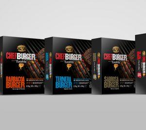 Eurofrits entra en la categoría de hamburguesas premium con Chef Burguer