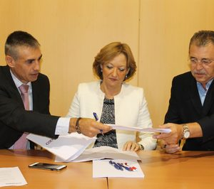 El acuerdo de integración de Coexphal y Ecohal, firmado